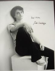 Фото с автографом Рэдклиффа (Гарри Поттер) из Англии